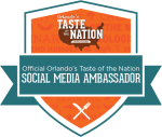 Social Media Ambassador Blogger Badge