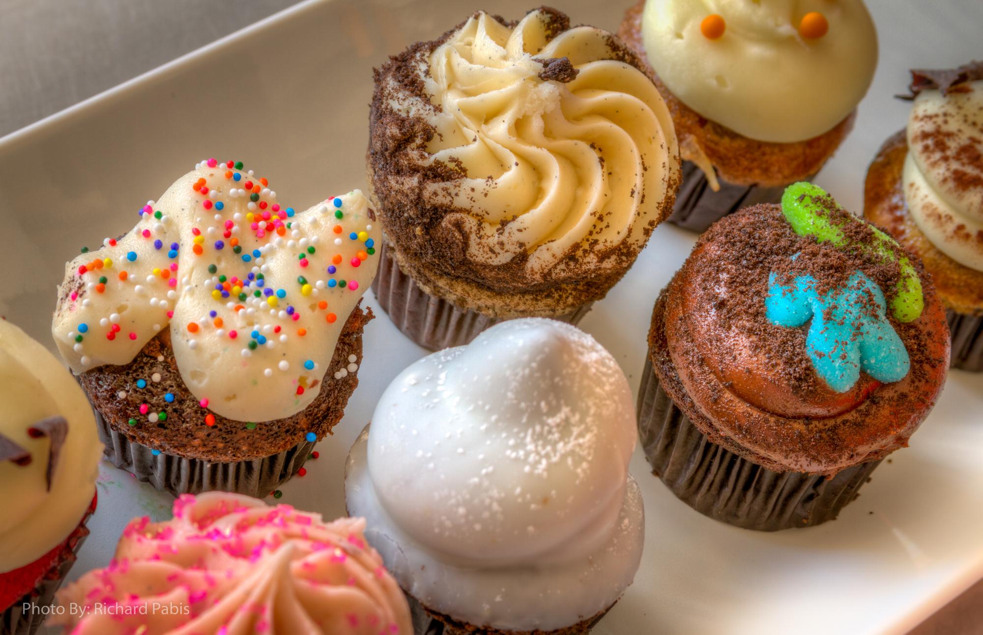 Cami Cakes Cupcake Wars
